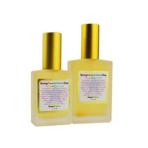 Petal Perfume Being Free is Lots of Fun - Living Libations