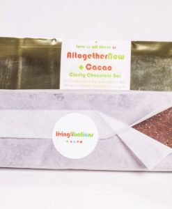 Altogether Now Cacao - Clarity Chocolate Bar - Living Libations