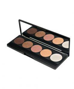 Delizioso Skincare Vanilla Buttercream Eyeshadow Palette