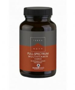 Full-Spectrum Multivitamin Complex - Organic and Wildcrafted