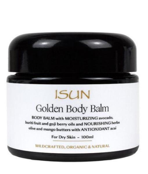 Golden Body Balm - Isun Skincare