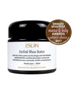Herbal Shea Butter - Isun Skincare