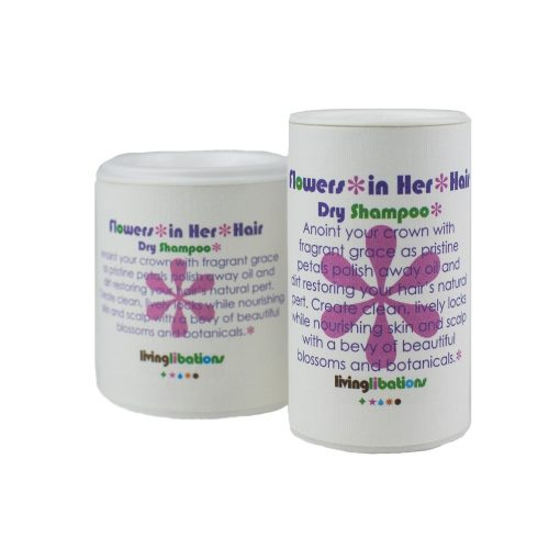 Living Libations - Flowers In Her Hair Dry Shampoo