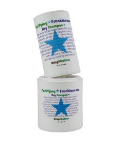 Living Libations - Fortifying Frankincense Dry Shampoo
