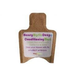 Living Libations - Honey Myrtle Deep Conditioning Mask - Sample