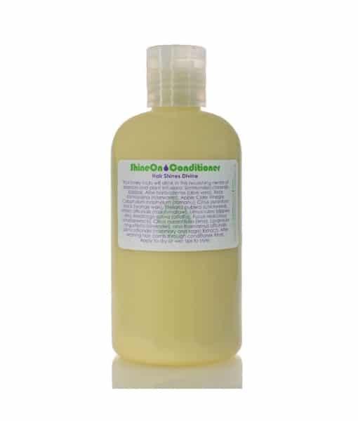 Living Libations - Shine On Hair Conditioner - Organic Natural Vegan