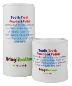 Living Libations - Truth Tooth Powder Polish