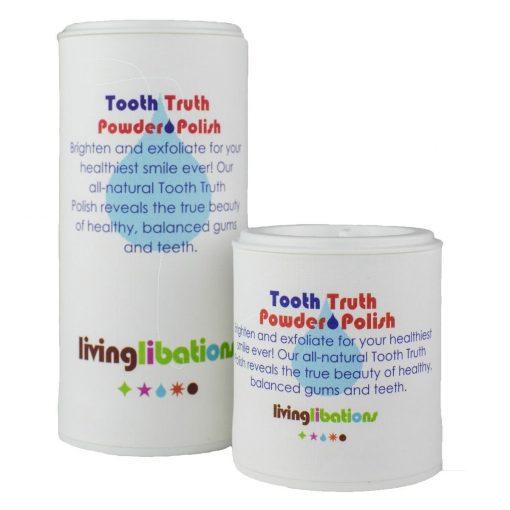 Living Libations - Truth Tooth Powder Polish