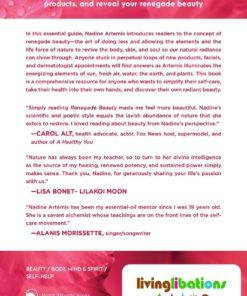 Renegade Beauty - Nadine Artemis - Rethink conventiional