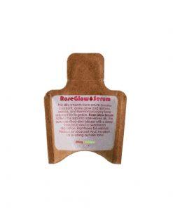 RoseGlow Serum - Organic Vegan - Living Libations trial-pack