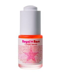 Royal Rose CoQ10 Serum Living Libations