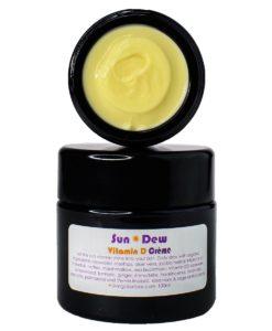 SunDew Vitamin D Crème - Living Libations