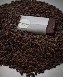 Vanilla Vibhutti - Chocolate Yoga Bar - Living Libations