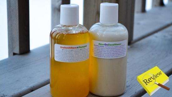 Review | Living Libations Seabuckthorn Shampoo