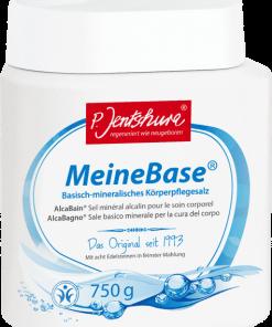 Alkaline Mineral Salt (MeineBase®) - P. Jentschura