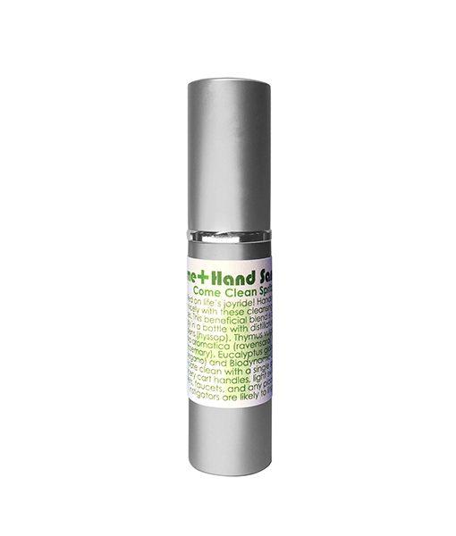 Illume Hand Sanitizer - Living Libations