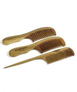 Wood Combs - Living Libations