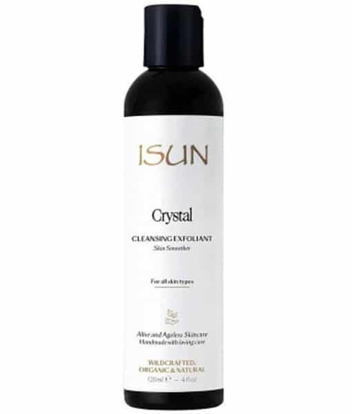 Crystal Cleansing Exfoliant - ISUN Skincare