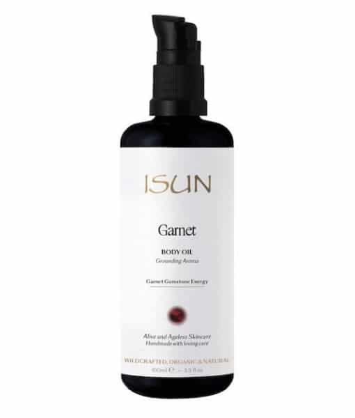 Garnet Body Oil - Isun Skincare