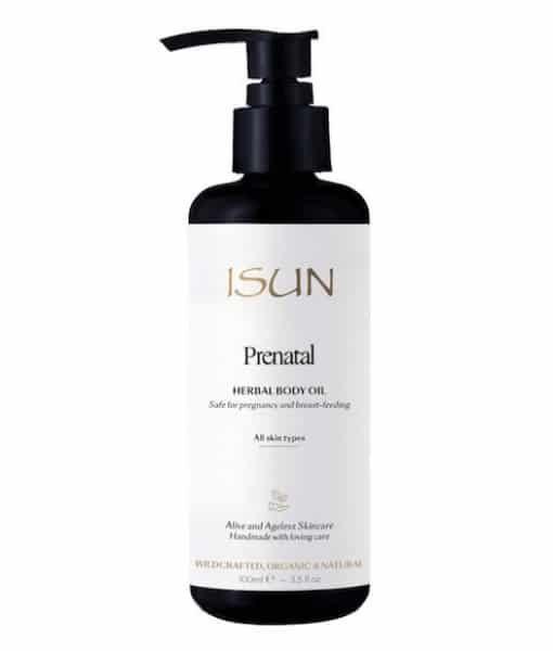 Prenatal Body Oil - Isun Skincare