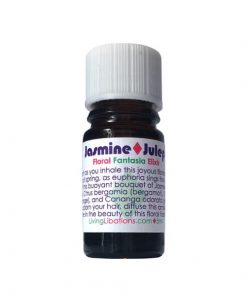 Living Libations - Jasmine Julep - Floral Fantasia Elixir