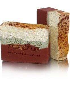 Cranberry Zest Palm Free Artisan Soap - Delizioso Skincare