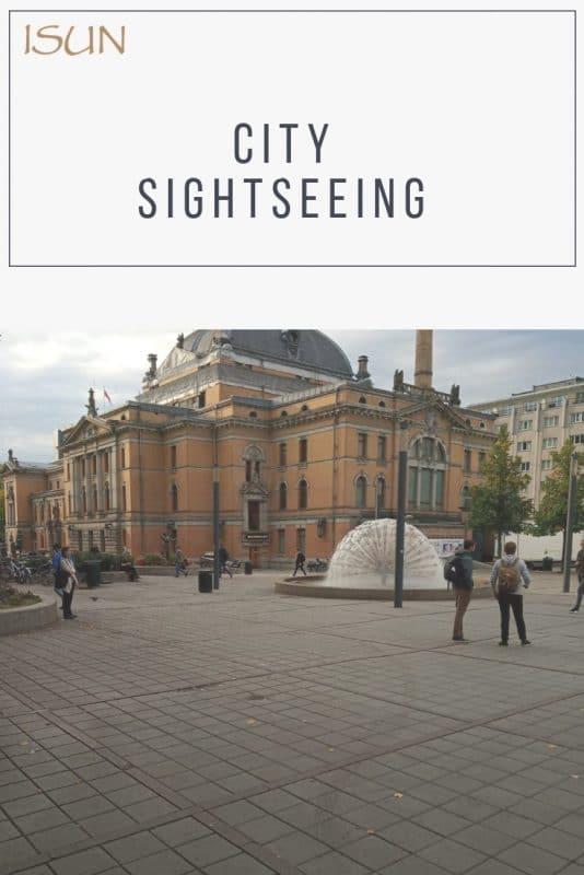 City Sightseeing - Oslo