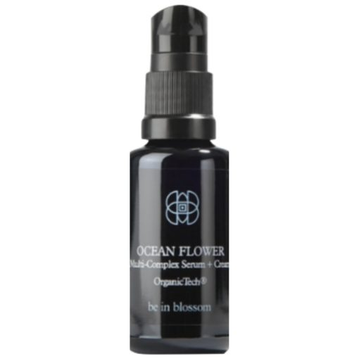 Hightech Organic Men Care - Be in Blossom - BLACK CORAL – Face Tuning Serum for Men