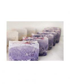 Lavender Palm free artisan soap - Delizioso Skincare 1