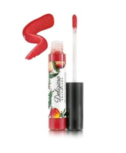 Nectarine burst lip & cheek stain 1 - Delizioso Skincare