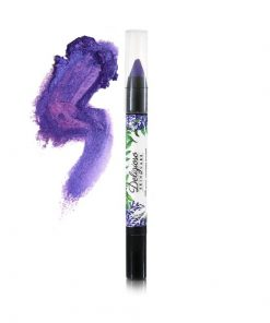 Purple Amethyst cream stick eyeshadow1 - Delizioso Skincare