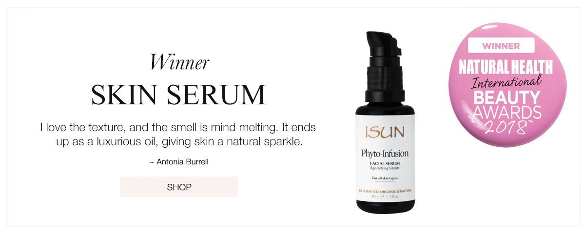 Skin Serum - Organic Wildcrafted Vegan