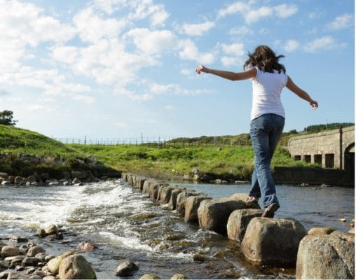 Stepping Stones to Natural Health & Beauty _ Claudia