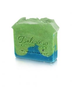 Tea Tree Juniper Palm Free Artisan Soap - Delizioso Skincare