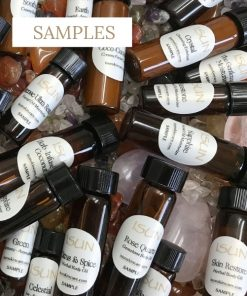 SAMPLES ISUN Skincare