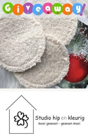 Handmade Make-Up Remover Pads - Dutch Health Store