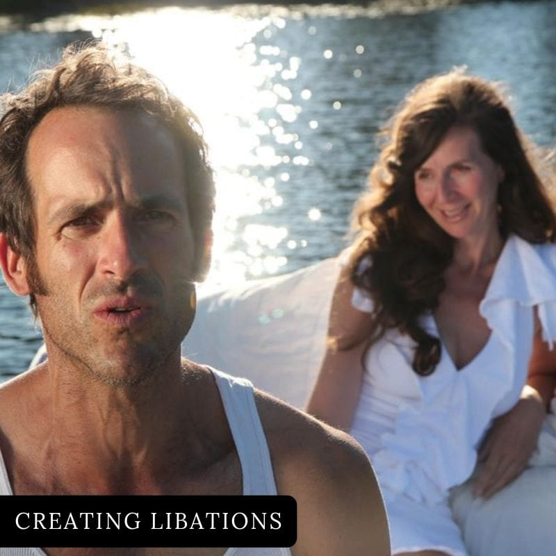 Living Libations - Nadine and Ron