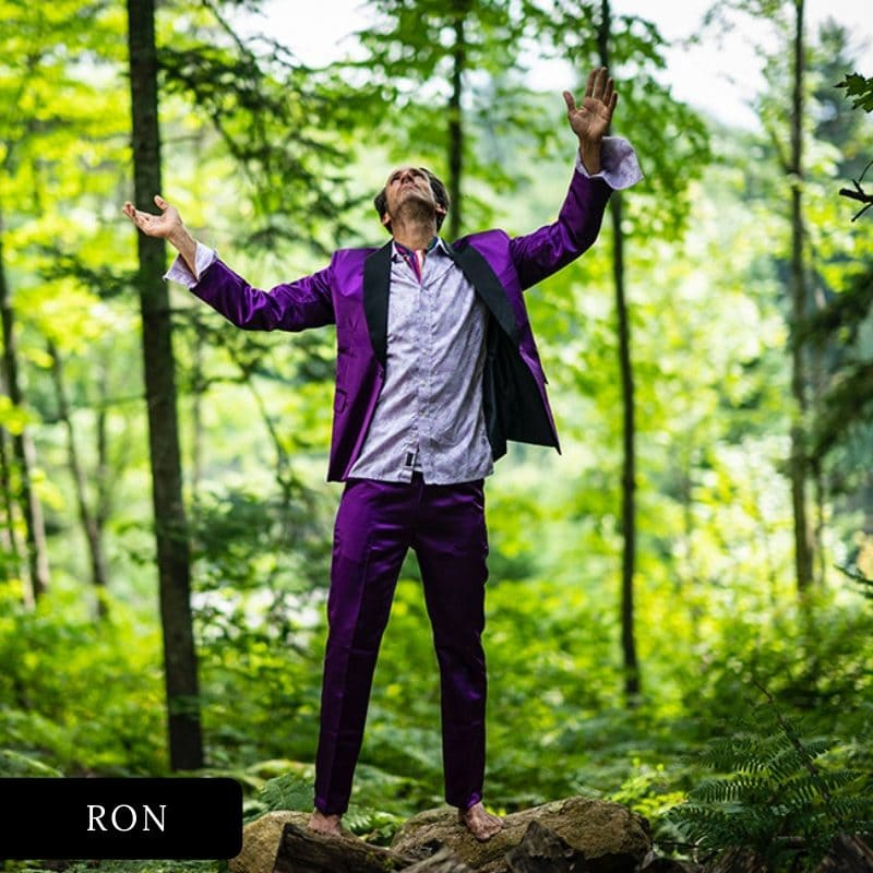 Living Libations - Ron - Meditation Yoga
