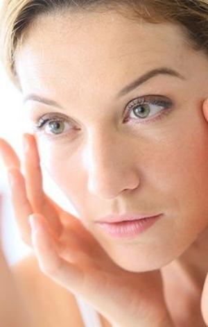 Winter skin wrinkles