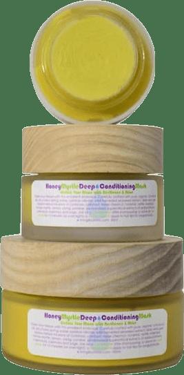 Living Libations - Honey-Myrtle Deep Conditioning Mask