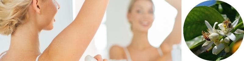 Organic Natural Vegan Deodorant - Women