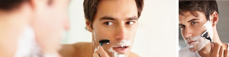 Organic Natural Vegan Shaving Products - Men