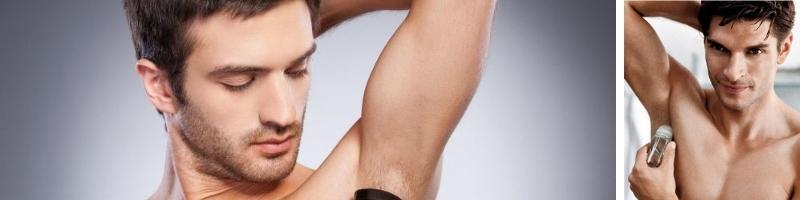 Organic Natural Vegan deodorant- Men