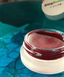 chocolate ruby blushing balm 2 - living libations