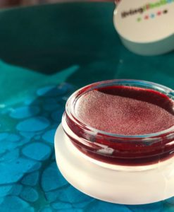 chocolate ruby blushing balm 2 - living libations