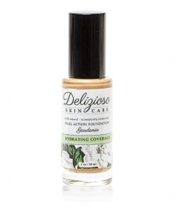 gardenia dual action liquid foundation - delizioso skincare