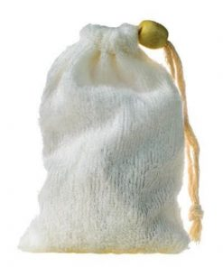 soap saver bag - living libations