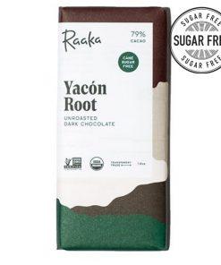 Raaka Yacon Root