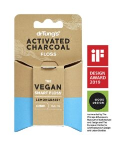Activated Charcoal Floss Dr Tungs