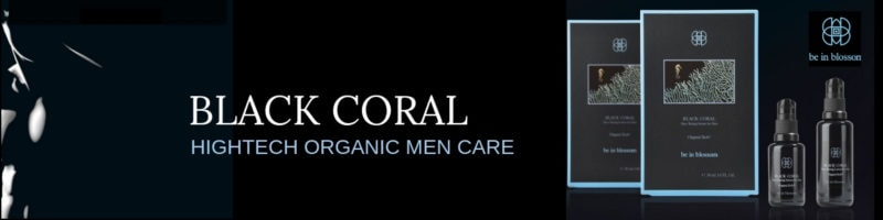 Hightech Organic Men Care | Be in Blossom